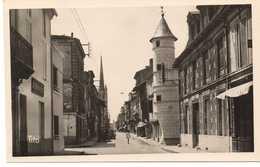 - CPSM SAINTE-FOY-LA-GRANDE (33) - Rue De La République - Editions TITO - - France