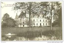"""Bouère. Chateau """"La Petite Cevaudière"""". - France"""