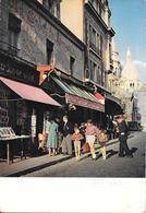 75 PARIS Place Du Tertre  D'après Albert Monier - Monier