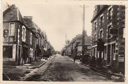 Ducey.  La Rue Du Génie - Ducey