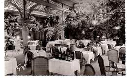 - CPSM BORDEAUX (33) - HOTEL DU CHAPON FIN - 5, Rue Montesquieu - La Salle Du Restaurant - - Bordeaux