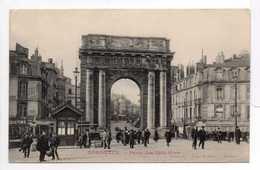 - CPA BORDEAUX (33) - Porte Des Salinières (belle Animation) - Edition Des Dames De France - - Bordeaux