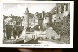 LUXEMBOURG - Belgique