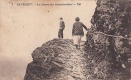 50 - CARTERET - Le Chemin Des Contrebandiers - Carteret