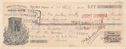 Reims - Coffres-forts Réfractaires DUBOIS-OUDIN - 1910 - France