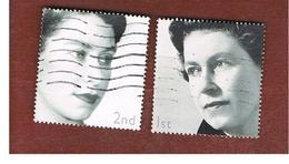 GRAN BRETAGNA.GREAT BRITAIN -  SG 2253.2254  -  2002 GOLDEN JUBILEE  - USED - 1952-.... (Elisabetta II)