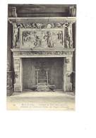 Cpa - 75 - PARIS - Musée De Cluny - Cheminée XVIe Siècle Marbre Provenant De CHALONS SUR MARNE Par Hugon L'Allemand - Arts