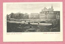 67 - STRASSBURG - STRASBOURG - Série Guerre 1870 - Théatre Et Ancienne Préfecture - Strasbourg