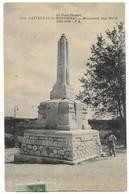 Castelnau De Montmirail Monument Aux Morts Affranchissement - Castelnau De Montmirail