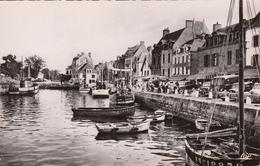 44 - LE CROISIC - L'Arrière Port Et  Quai Boston - Le Croisic