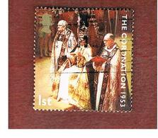 GRAN BRETAGNA.GREAT BRITAIN -  SG 2377  -  2003 CORONATION CHAIR   - USED - 1952-.... (Elisabetta II)