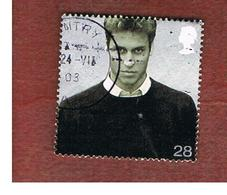 GRAN BRETAGNA.GREAT BRITAIN -  SG 2381  -  2003 PRINCE WILLIAM BIRTHDAY   - USED - 1952-.... (Elisabetta II)