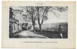 Castelnau De Montmirail Avenue De Gaillac - Castelnau De Montmirail