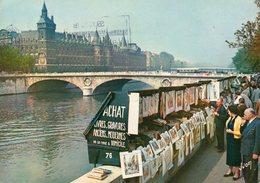 Bouquinistes  Edit  Yvon - France