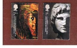 GRAN BRETAGNA.GREAT BRITAIN -  SG 2404.2405  -  2003  BRITISH MUSEUMS  - USED - 1952-.... (Elisabetta II)