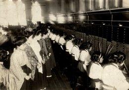 TOKYO CENTRAL TELEPHONE EXCHANGE BUREAU   JAPON JAPAN JAPANESE  Fonds Victor FORBIN (1864-1947) - Sin Clasificación