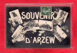 ALGERIE-CPA ARZEW - SOUVENIR - Algerije