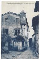 Castelnau De Montmirail Rue De La Porte Neuve Edition Boudes - Castelnau De Montmirail