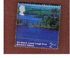 GRAN BRETAGNA.GREAT BRITAIN -  SG 2439  -  2004 NORTHERN IRELAND: ELY ISLAND    - USED - 1952-.... (Elisabetta II)