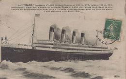 Le Titanic - Steamers