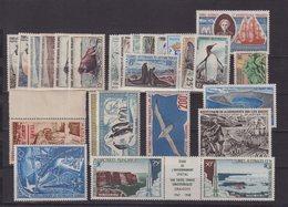 TAAF : 1948/68 ** . TB . - Terres Australes Et Antarctiques Françaises (TAAF)