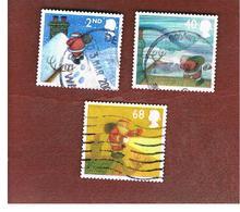 GRAN BRETAGNA.GREAT BRITAIN -  SG 2495  -  2004 CHRISTMAS   - USED - 1952-.... (Elisabetta II)