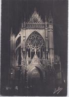 AK-48149-24  - Metz - Portail De La Cathedrale Illumine - Metz
