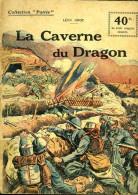 14 18 : La Caverne Du Dragon Par Léon Groc - Historisch