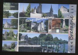 Saint-Barthélémy (56) : Multivues - France