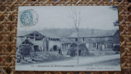 MONTCHEUTIN - BRIQUETERIE - France