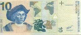 10 COLON 1998 - El Salvador