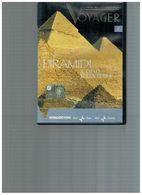 PIRAMIDI IL CIELO SULLA TERRA VOYAGER 2 GIACOBBO DEAGOSTINI RAI UFO ALIENI - DVD