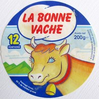 FROMAGE LA BONNE VACHE 12 PORTIONS - Quesos