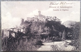 1909 DINTORNI DI SALSOMAGGIORE CASTELLO DI VIGOLENO / Parma - Italia