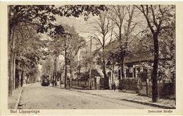 PLZ 33175 - Bad Lippspringe - Nordrhein - Westf.- Detmolder Strasse - Tram - Straßenbahn - Bad Lippspringe