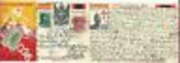 España. Postal Patriótica De Gran Formato Cir Culada Por Correo Certificado - 1931-Hoy: 2ª República - ... Juan Carlos I
