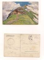 AK - Hannoverhütte Und Hannoverhaus - 25.7.1921 - Echt Gelaufen - Sonstige