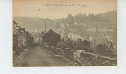 BELGIQUE - BOUILLON - Panorama Vu De La Voie Jocquée - Bouillon
