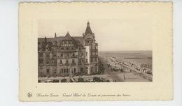 BELGIQUE - KNOCKE ZOUTE - Grand Hôtel Du Zoute Et Panorama Des Bains - Knokke