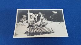 """ANTIQUE PHOTO POSTCARD GUINEA BISSAU - ETHNOGRAPHIC """" TOCADOR DE BALAJÃO SOSSOS - CACINE """" UNUSED - Guinea-Bissau"""