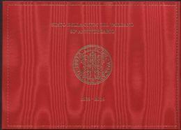 2019 Vaticano, Folder 90° Anniversario Stato Della Città Del Vaticano - Vaticano