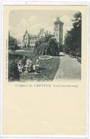 Château De GREVELS (a WAHL Canton De Rédange)Ch,Bernhoeft,pas Courante. - Autres