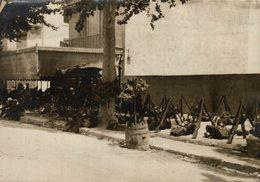 NARBONNE TROOPS  Fonds Victor FORBIN (1864-1947) - Guerra, Militares
