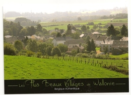 """NOBRESSART  Village-paysage. Pour """"les Plus Beaux Villages De Wallonie"""". - Attert"""
