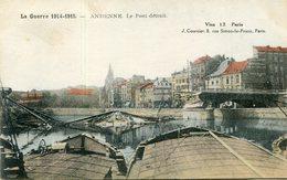 BELGIQUE(ANDENNE) BATEAU PENICHE - Belgique