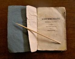 Oud Boekje  Arithmétique      1835 - 1801-1900