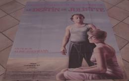 AFFICHE CINEMA ORIGINALE FILM LE DESTIN DE JULIETTE Aline ISSERMANN Laure DUTHILLEUL BOHRINGER RAFFIN 1983 TBE - Affiches & Posters