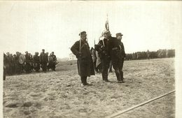 LE GENERAL HELLY D'OISSEL  AVIATEUR MERMERAT  FRANCE   Fonds Victor FORBIN (1864-1947) - Guerra, Militares