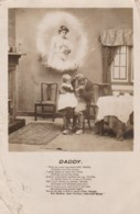 AN94 Bamforth Song Card - Daddy - RPPC - Postcards