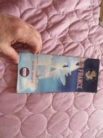AIR FRANCE ,cartes Itinéraires DUNLOP ,,, FRANCE AFRIQUE - Advertisements